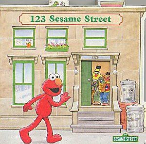 Old Sesame Street Picture