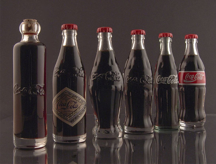 All Coca Cola Bottles