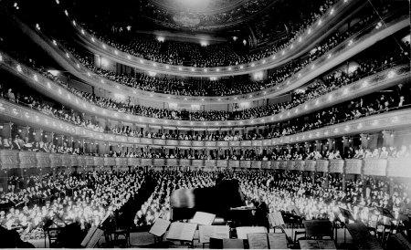 Metropolitan Opera - 1937
