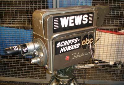 Old News Camera