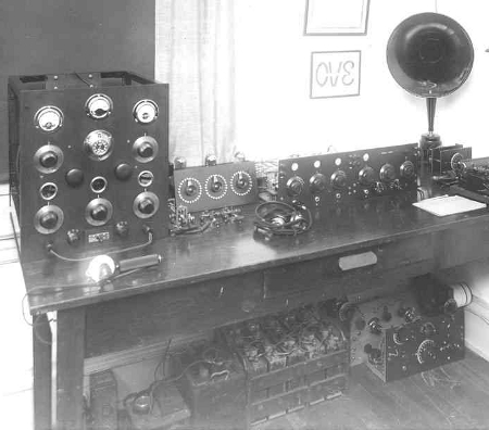 Old Radio Station