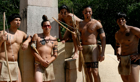 Tocobaga Indians - Boys Representation