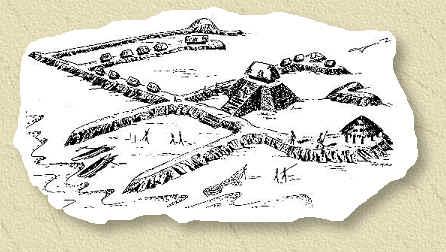 Tocobaga- Mounds
