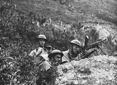 Hong Kong World War 2
