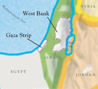 Gaza Strip West Bank