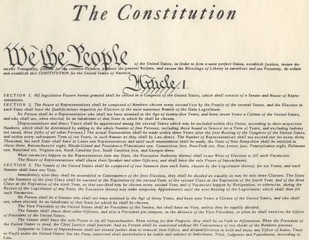 U.S. Constitution Full